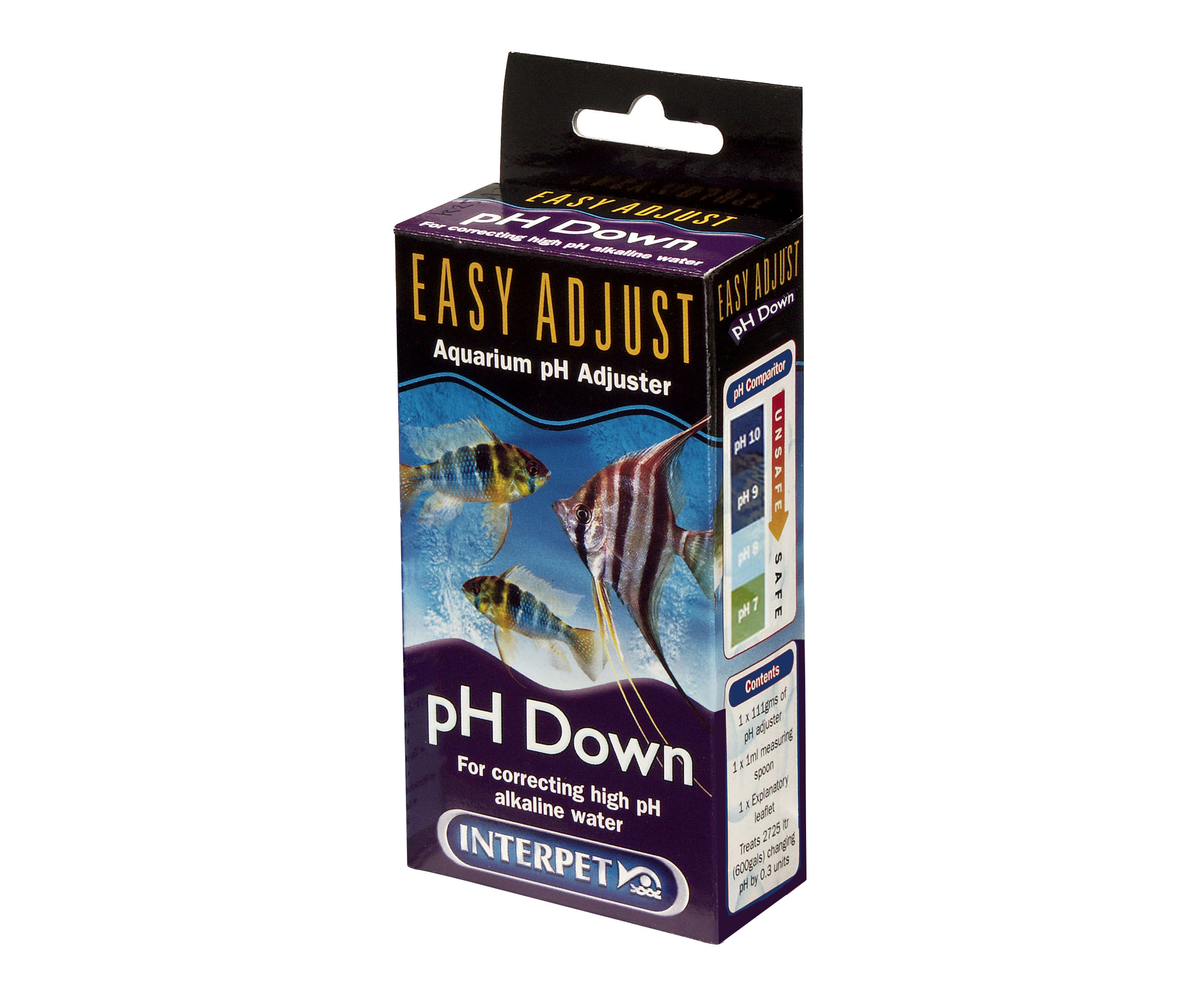 Freshwater aquarium fish that like high ph - Easy Adjust Ph Down