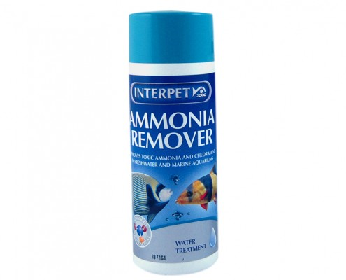 Interpet Ammonia Remover Old Packaging