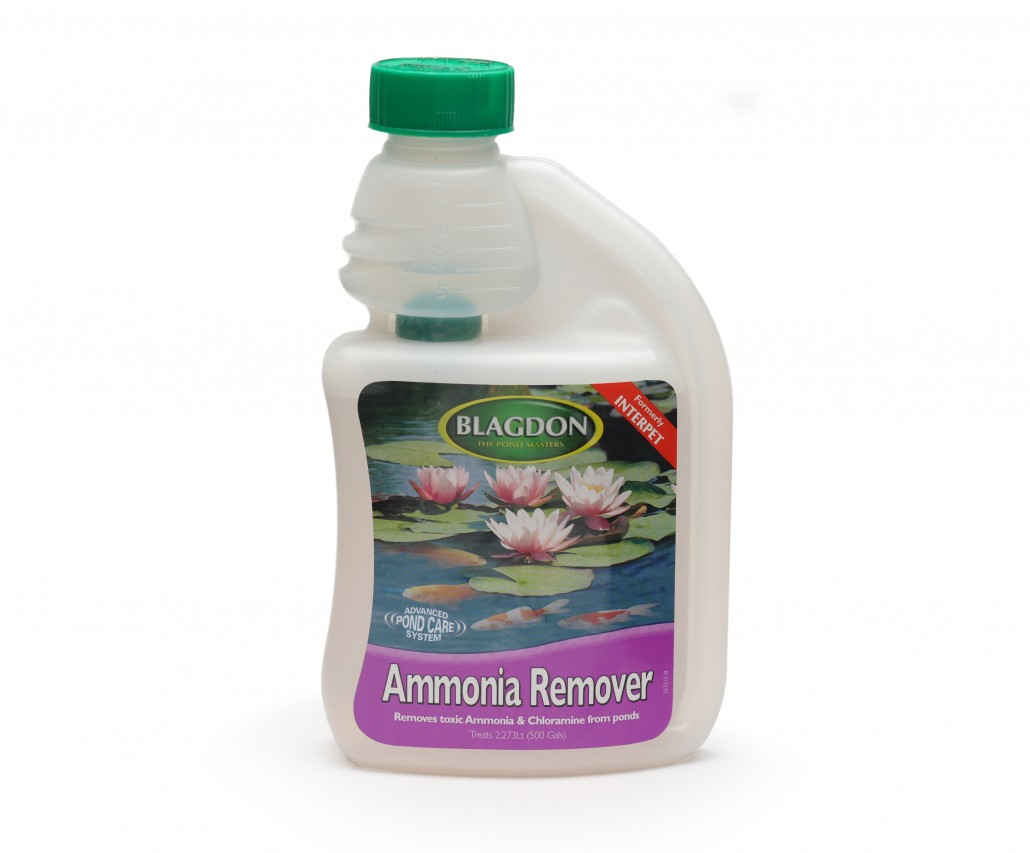 Blagdon ammonia remover pond aquarium problem solver for Koi pond removal