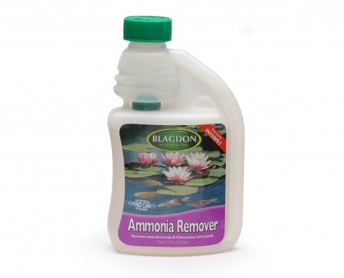 Blagdon Ammonia Remover Old Packaging