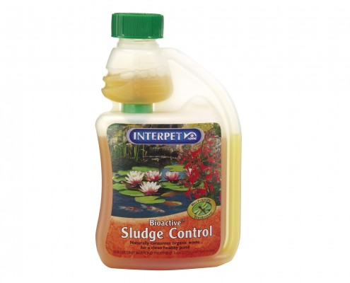 Blagdon Bio Sludge Control Old Packaging