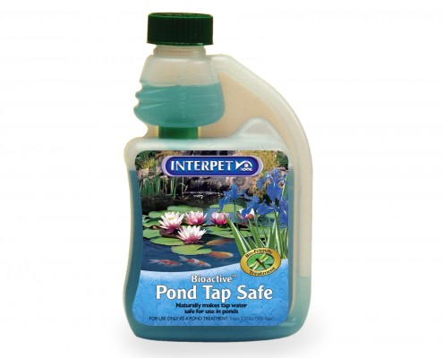Blagdon Bio Active Pond Tap Safe Old Packaging