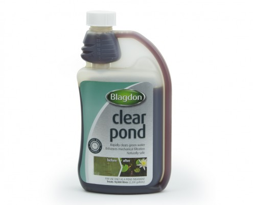 Blagdon Clear Pond 500ml
