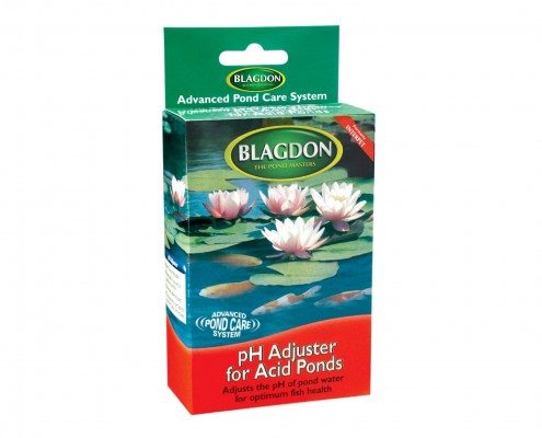 Blagdon pH. Adjuster Acid Old Packaging