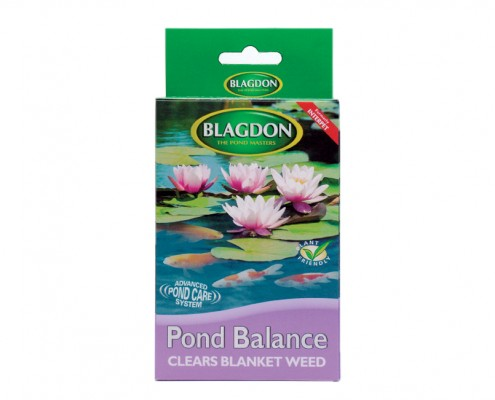Blagdon Pond Balance Old Packaging