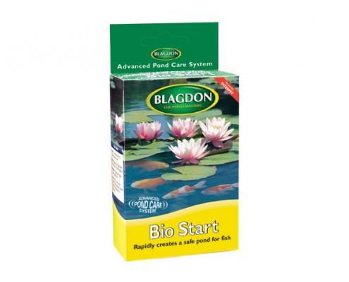 Blagdon Bio Start Old Packaging