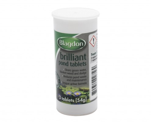 Blagdon Brilliant Pond Tablets 3 Pack