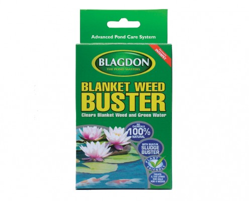 Blagdon Blanket Weed Buster Old Packaging