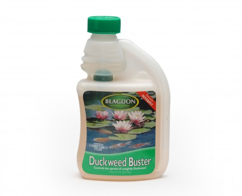 Blagdon Duckweed Buster Old Packaging