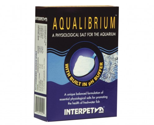 Interpet Aquilibrium Salt Old Packaging