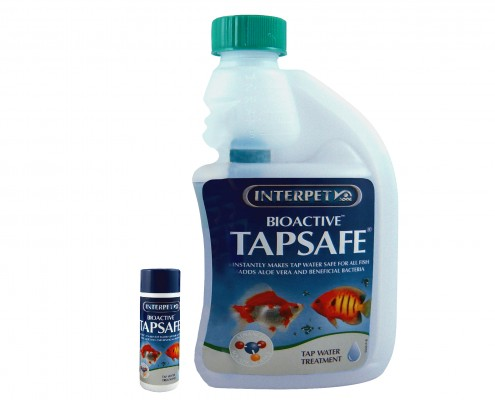 Interpet Bioative Tapsafe Old Packaging