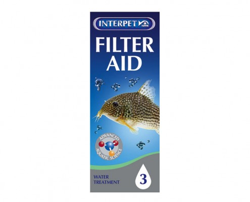 Interpet Filter Aid Old Packaging