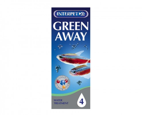 Interpet Green Away Old Packaging