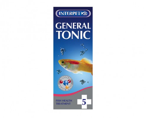 Interpet General Tonic Old Packaging
