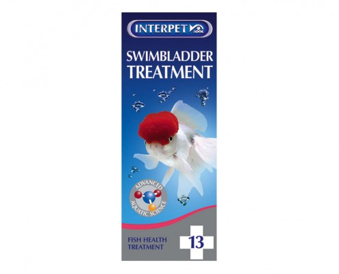 Interpet Swimbladder Treatment Old Packaging