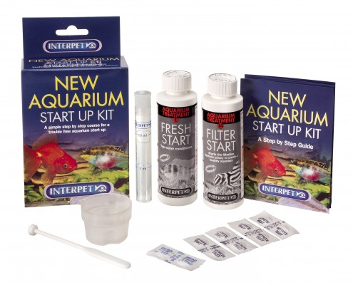 Interpet New Aquarium Start Up Kit