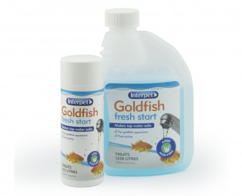 Interpet Goldfish Fresh Start 125ml, 250ml
