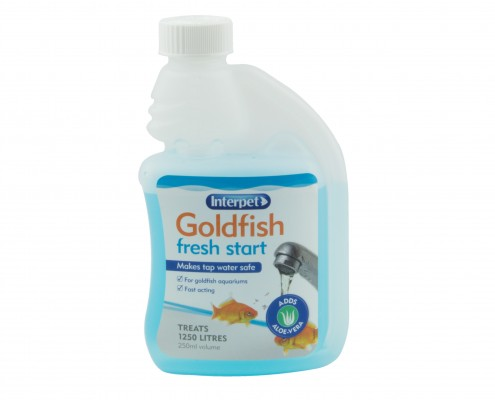 Interpet Goldfish Fresh Start 250ml