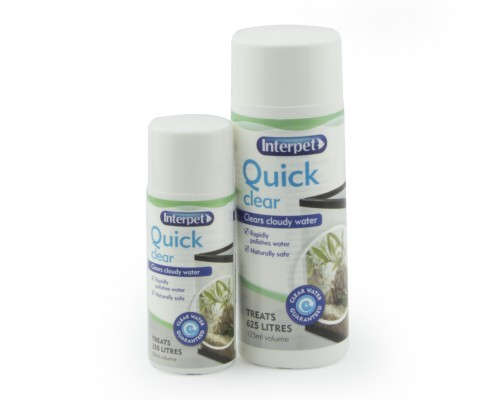 Interpet Quick Clear 50ml, 125ml