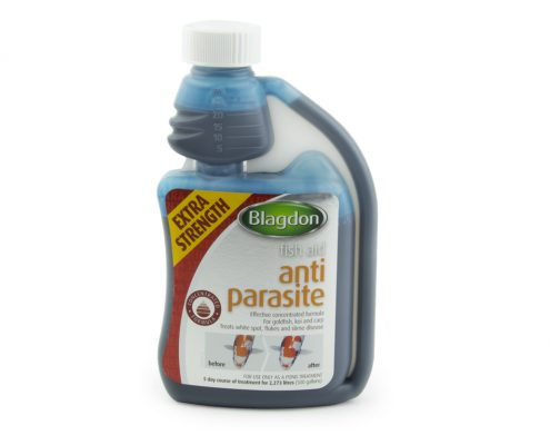 Blagdon Anti Parasite Extra Strength 250ml